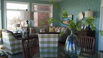 Traditional NW Iowa Sunroom