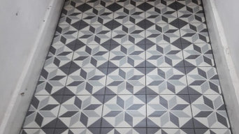 Tiling - Giving New Life to Old Spaces