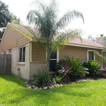 LP SmartSide Siding Replacement in Katy Texas