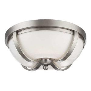 $89 Gold Modern Lamp 6 Lights Hanging Flush Mount Stem Hung ONLY 2 DAYS SALE