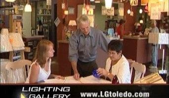 Lighting Design at the Lighting Gallery Toledo
