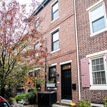 Philadelphia Townhome Remodel