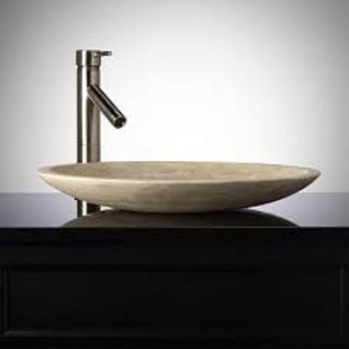 Merveilleux Anyone Install This Shallow Vessel Sink? Feedback Please