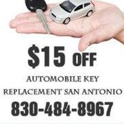 Automobile Key Replacement San Antonio's photo