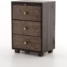 Intrustic Helene 3 Drawer Nightstand by Intrustic Home Decor