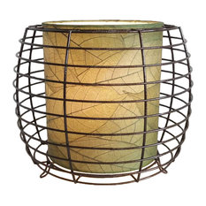 Outdoor Indoor Konani Lamp, Green