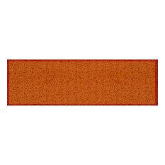 Akzente Wolf - Clean Keeper Doormat, Terracotta, Extra Large - Door Mats