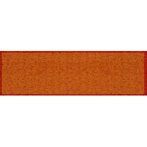 Clean Keeper Doormat, Terracotta, Extra Large