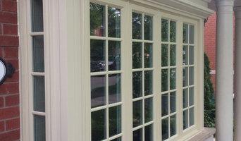 Bay Window & Custom Aluminum Capping Installation