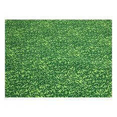Grassy Green Rug