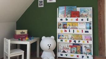 Estantería Tidy Books para niños