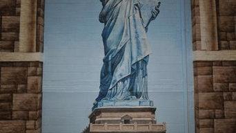 Brooklyn Mural - Brooklyn, NYC