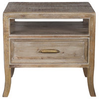 Amelie 1 Drawer End Table by Kosas Home