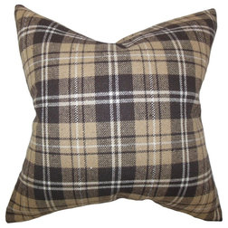 Rustic Decorative Pillows by The Pillow Collection