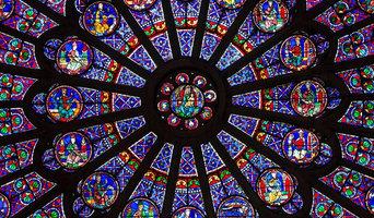 Licht-Klang-Brunnen Emmanuel de Notre Dame Paris