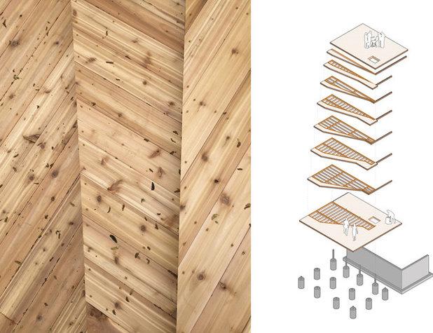 Modern  by Vladimir Radutny Architects