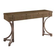 Weathered Wood Desks Houzz