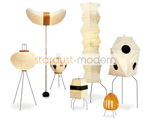 Rice Paper Table Lamp: JAPANESE RICE PAPER SHADE LAMP SHADE TABLE LAMP - Lamps,Lighting