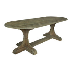 Syracuse Oval Dining Table