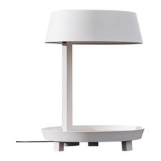 Mini Carry Table Lamp, White