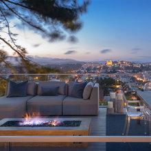 Houzz Tour: San Francisco Modern Gem Opens Up to Big Views