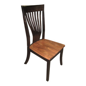 2018 Sale Dublin 3 Piece Solid Wood Dining Set Black And