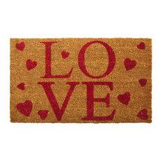 Love Hearts Doormat