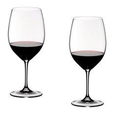 Riedel - Riedel Vinum Cabernet Sauvignon Merlot Bordeaux Glasses, Set of 2 - Wine Glasses