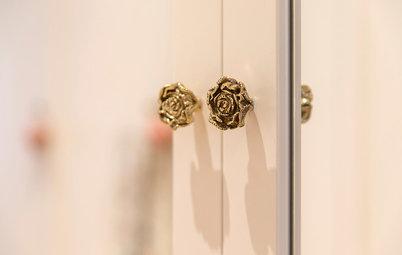 6 tiradores irresistibles para los armarios del dormitorio
