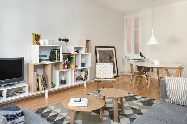 Houzz tour ett karakt rsfyllt hem inspirerat av nordisk design - Houzz salones ...