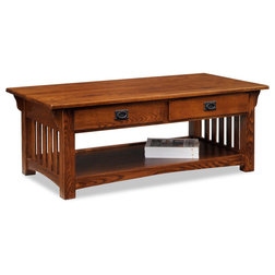 Craftsman Coffee Tables by The Simple Stores