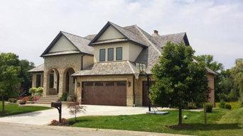 New Home Construction Exteriors