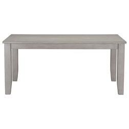 Transitional Dining Tables by Standard Furniture Manufacturing Co