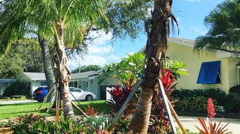 Landscape Design in North Palm Beach