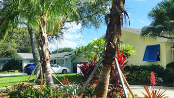 Landscape Design in North Palm Beach
