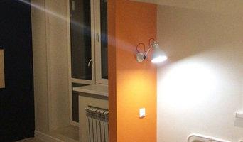 Ремонт и отделка 1 комнатной квартиры под ключ в в ЖК Премьера Тула