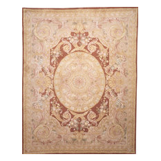 """Lotfy & Sons, Versailles Rug, 8'9""""x11'9"""" Copper"""