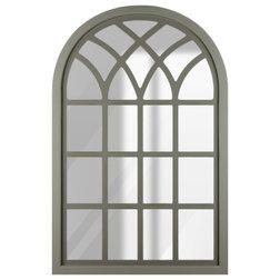 Transitional Wall Mirrors by Pinnacle Frames