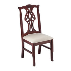 Chippendale Side Chair in Mahogany
