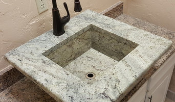Custom Granite Sinks