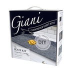 Giani Countertop Paint Kit, Slate