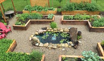 Farm Potager Garden