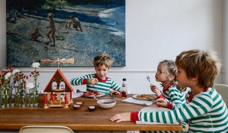 Houzz call: Расскажите про семейные ритуалы в канун Нового года