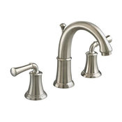 "American Standard Portsmouth 8"" Widespread Bathroom Faucet, Brushed Nickel"
