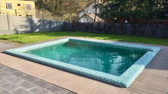 Скиммерный бассейн в Мацесте