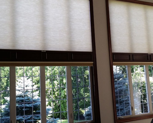Window Shades - Cellular Shades - Honeycomb Shades - Maumee Oh Large WIndows - Cellular Shades