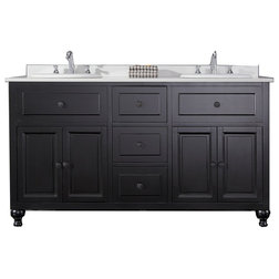 Farmhouse Bathroom Vanities And Sink Consoles by BATHSELECT