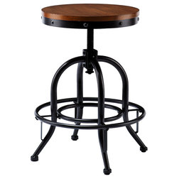 Industrial Bar Stools And Counter Stools by SEI