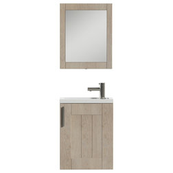 Contemporary Bathroom Vanities And Sink Consoles by PRESENT USA Company