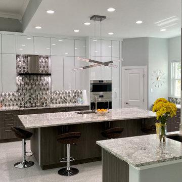 Witt Contemporary Kitchen